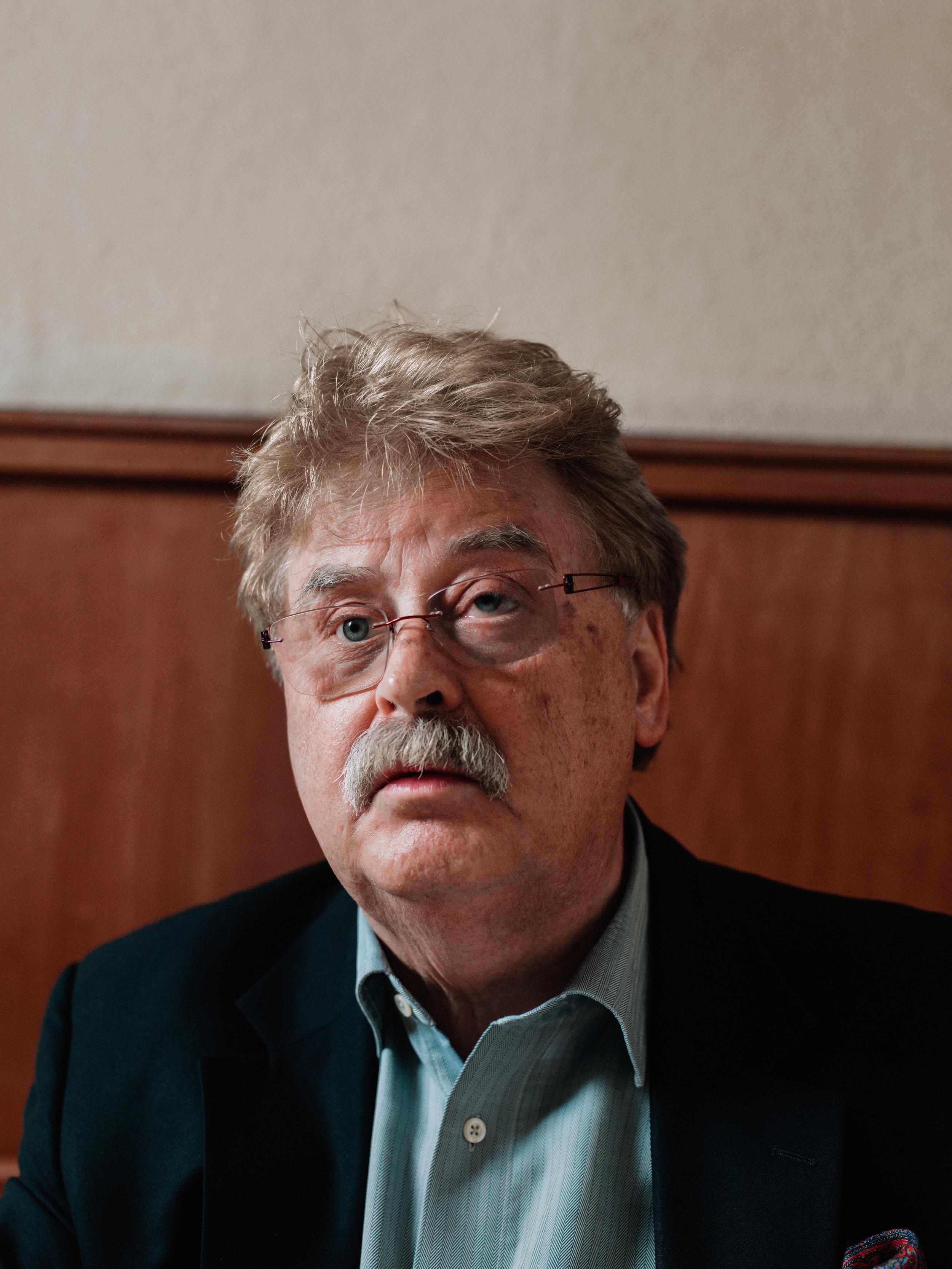 Elmar Brok Fotograf: Patrick Pollmeier