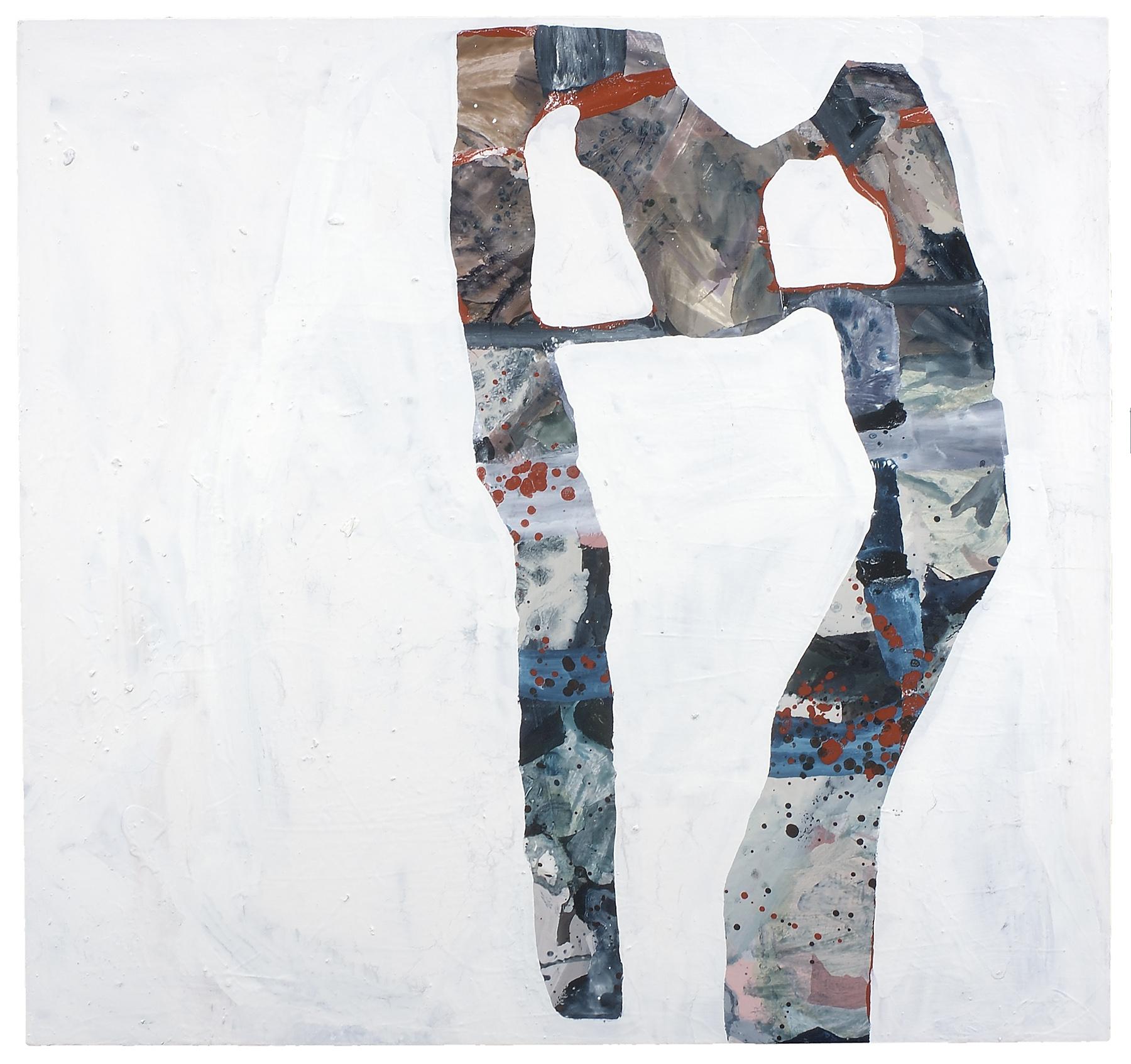 "Untitled, 2008, oil on panel, 51 x 48"""