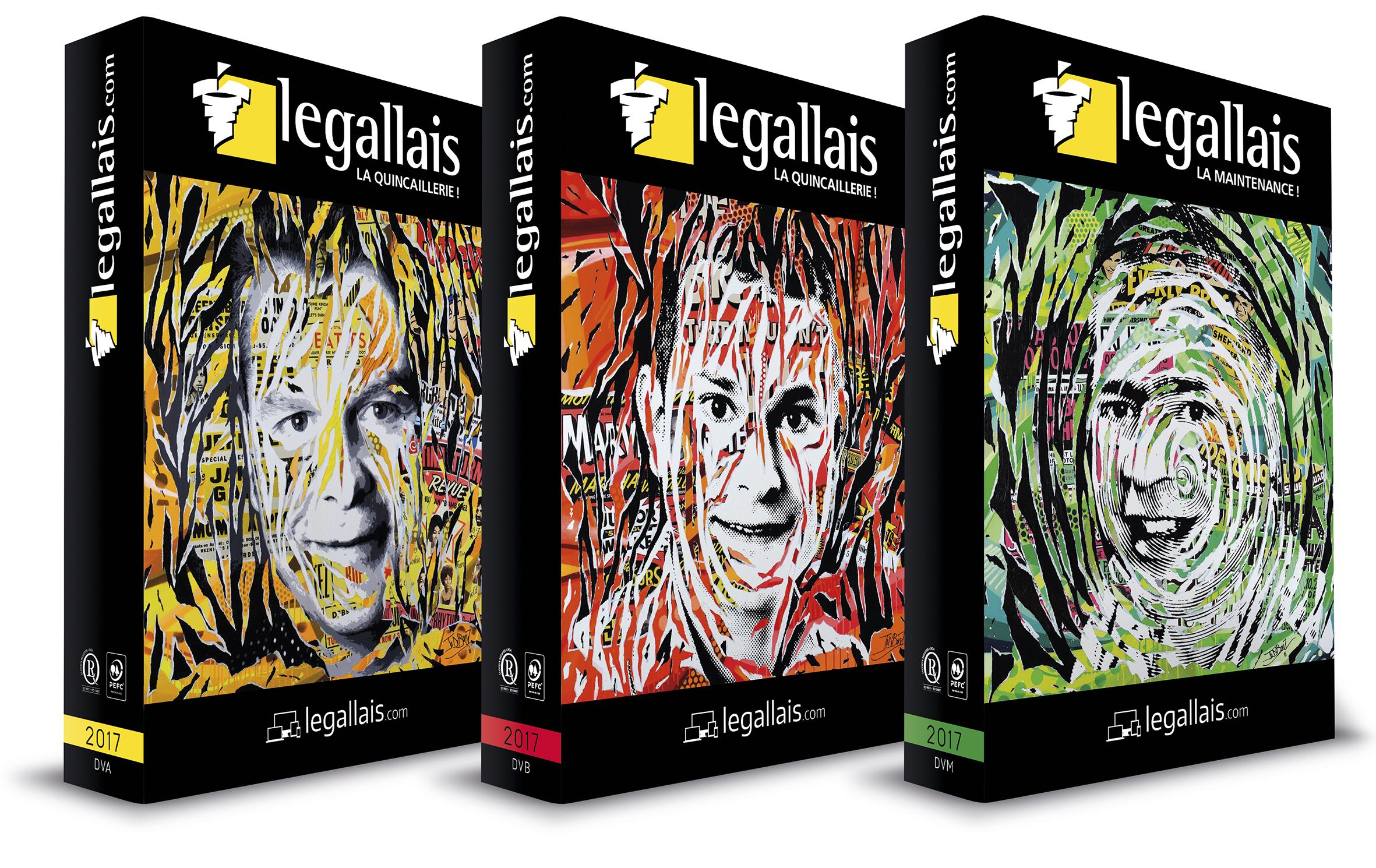 Catalogues Legallais 2017 par Jo Di Bona