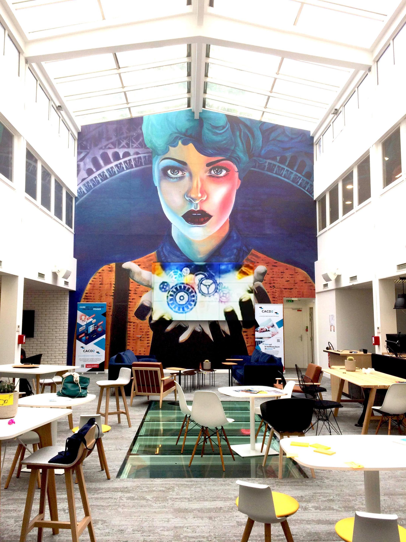 Art, espace architectural & bien-être - A l'heure du