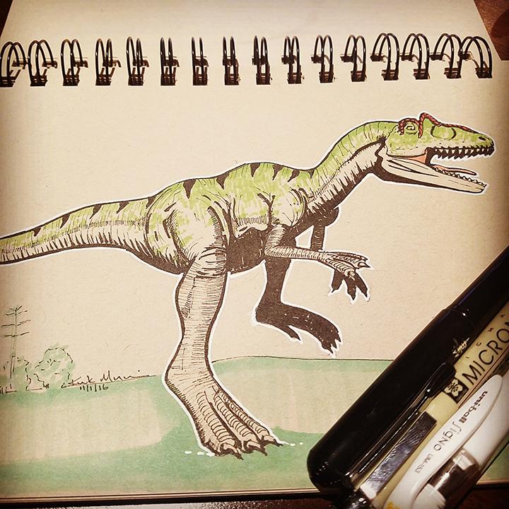 01 Allosaurus