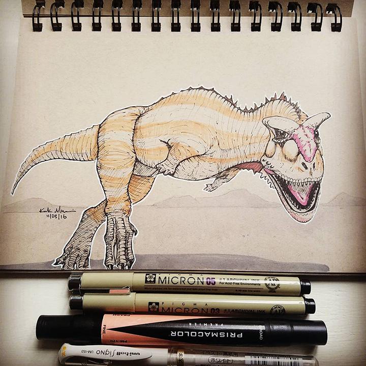 03 Carnotaurus