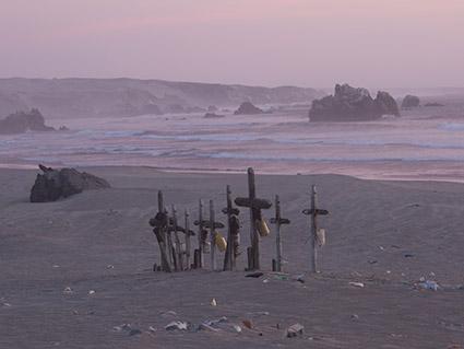 Péninsule Illescas Pérou