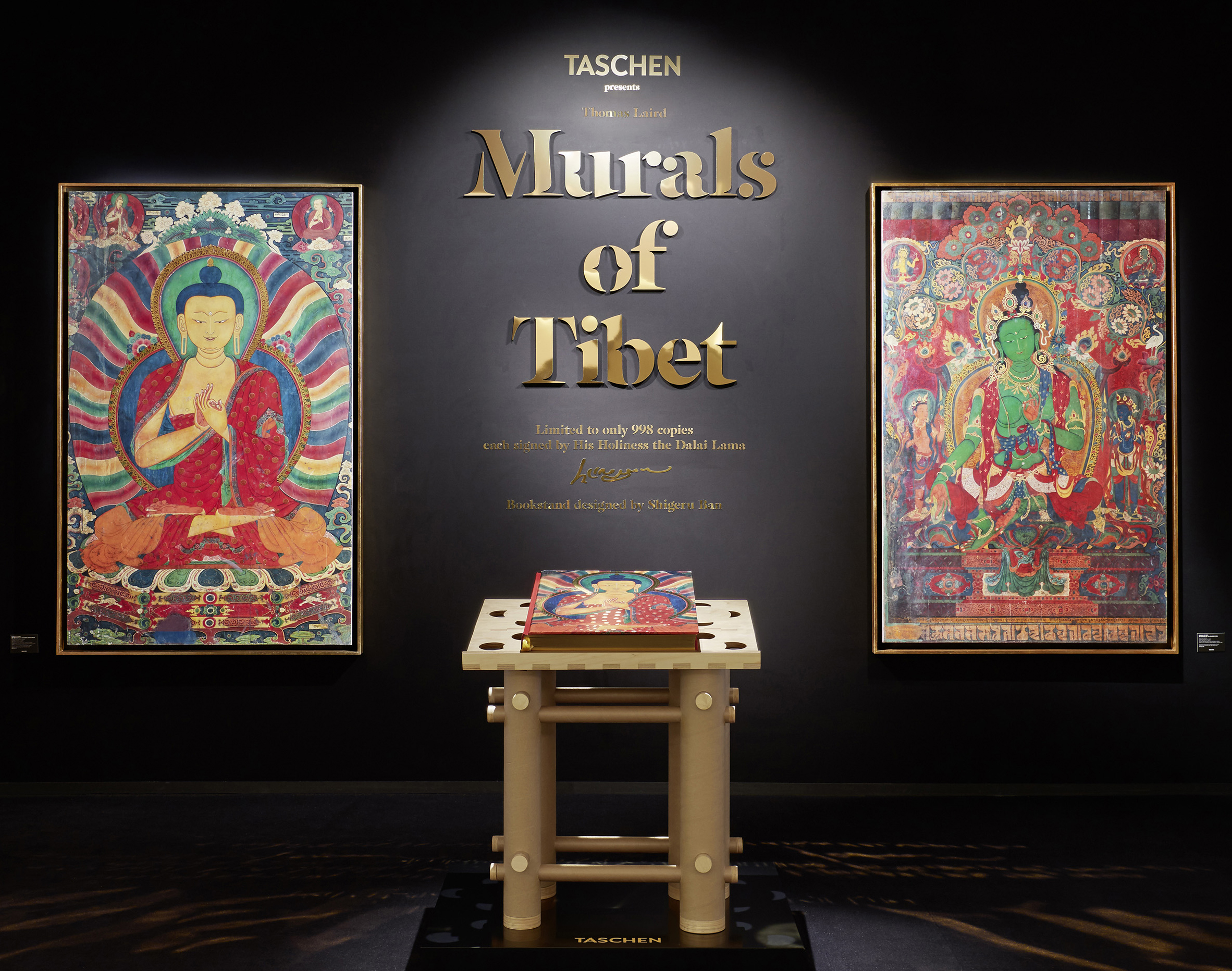 (World premiere unveiling at TEFAF, Maastricht).