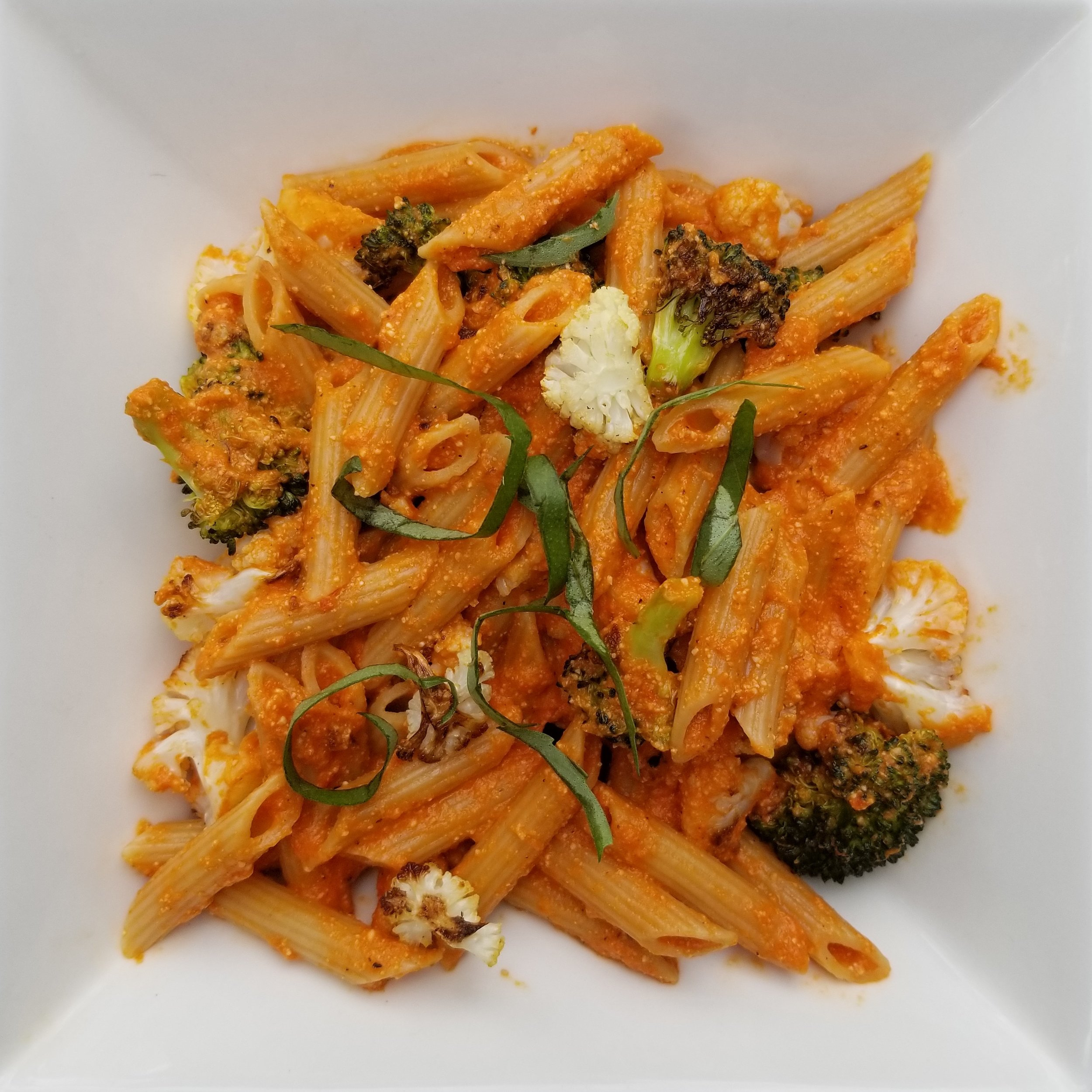 That's a Keeper 8 - Red Pepper Cashew Pasta.jpg