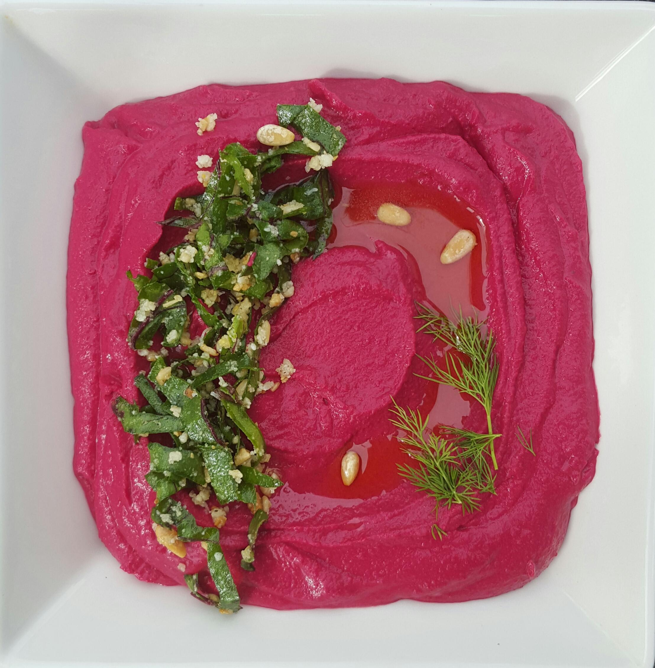 Heart Health Red Foods - Beet Hummus.jpg