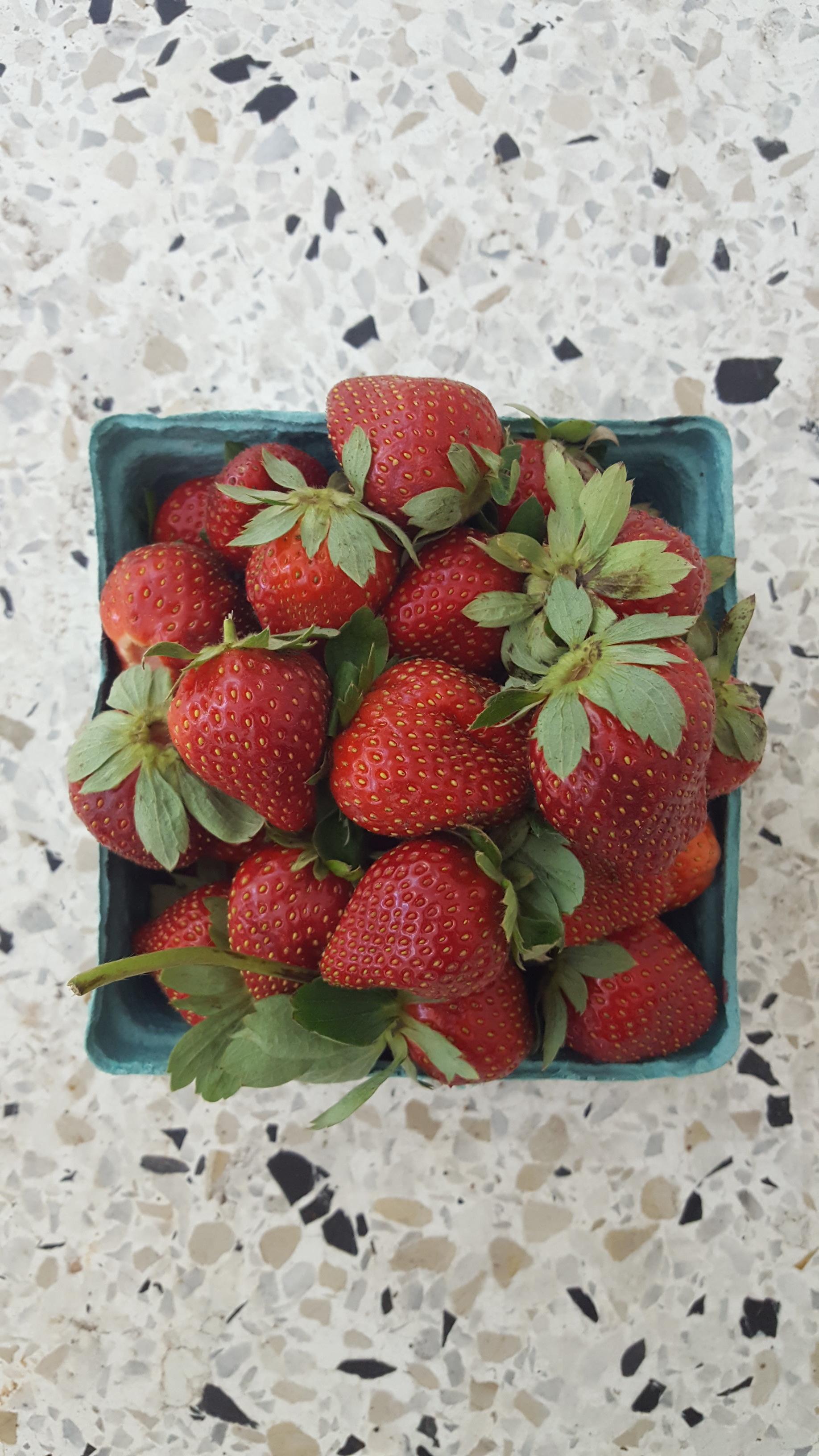 Heart Health Red Foods - Strawberries.jpg