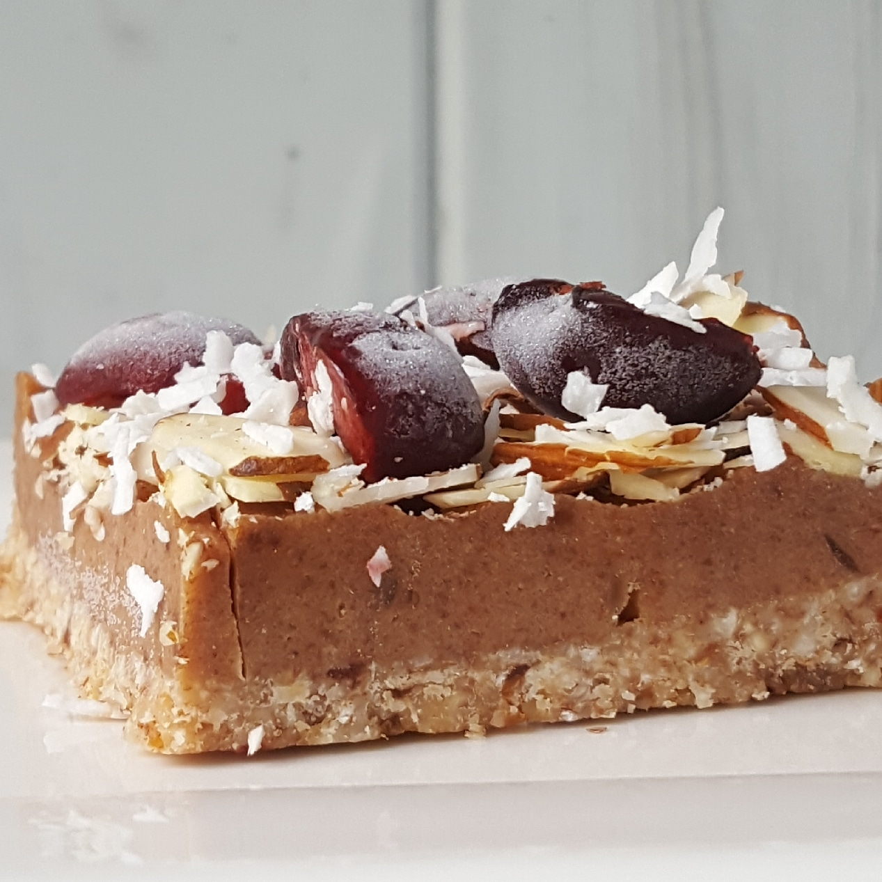 Almost Raw Cherry and Almond Butter Caramel Bars.jpg
