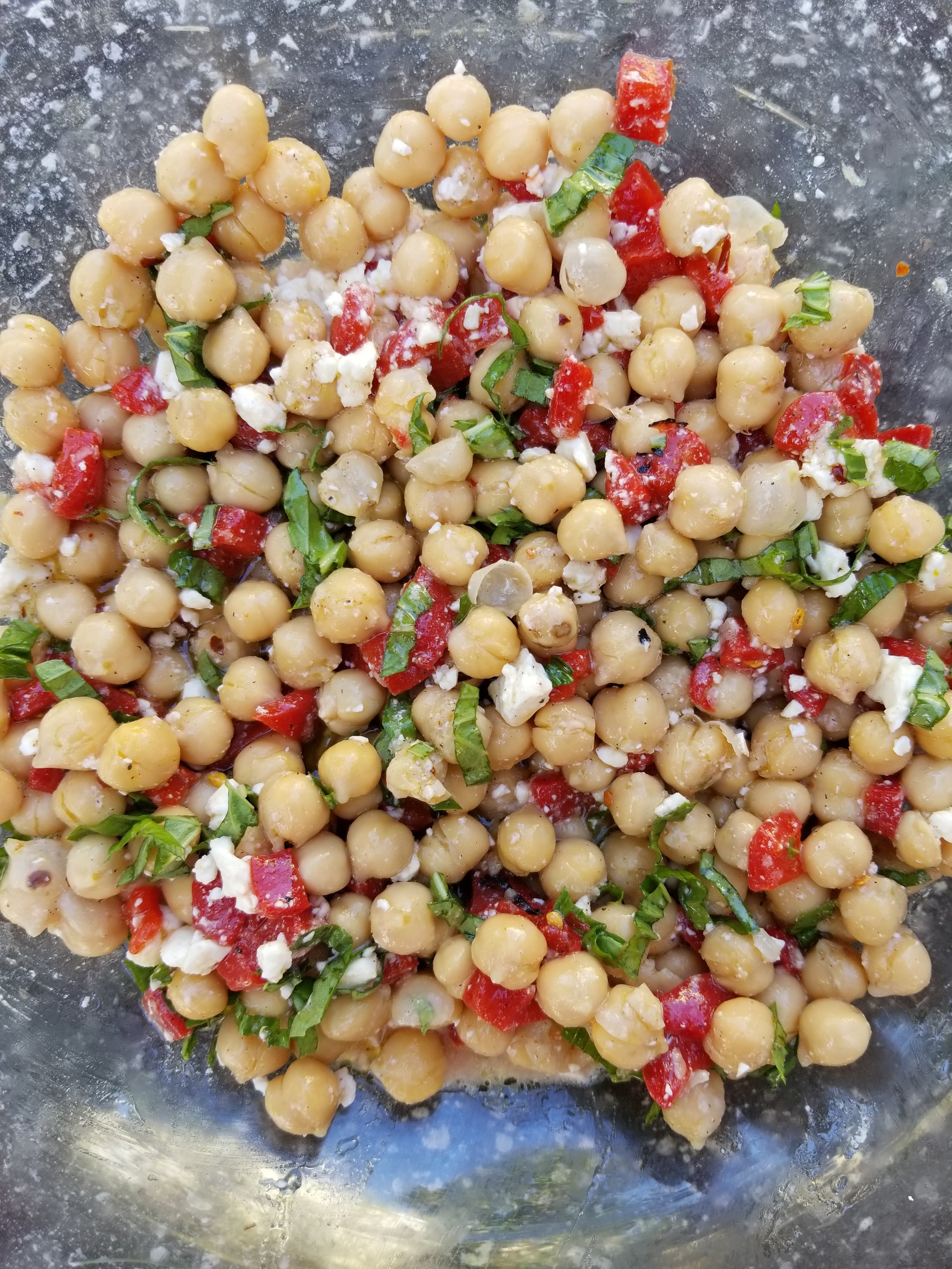 That's A Keeper 9 - Marinated Chickpeas.jpg