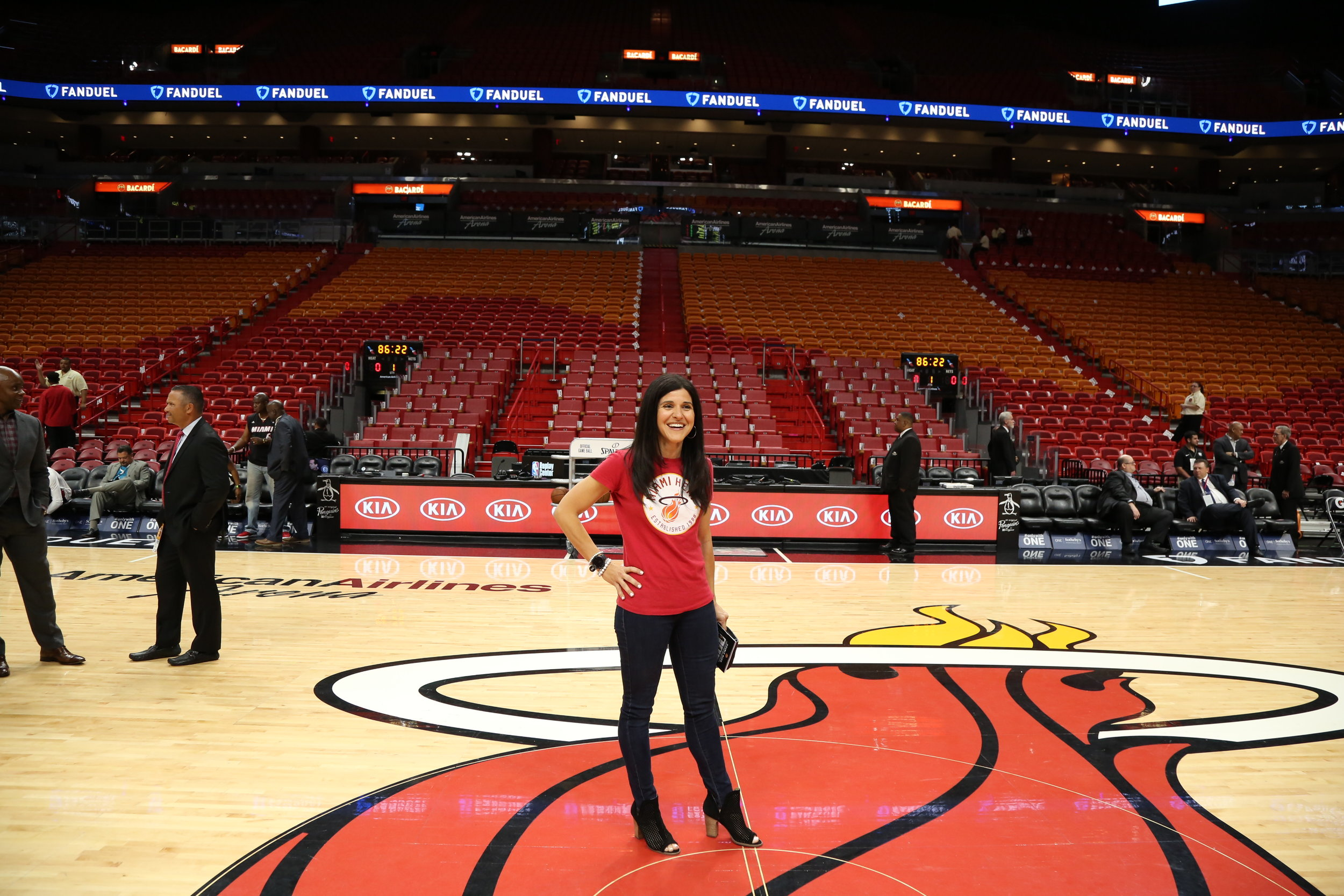 That's A Keeper 9 - HEAT Center Court Zoomed Out.JPG