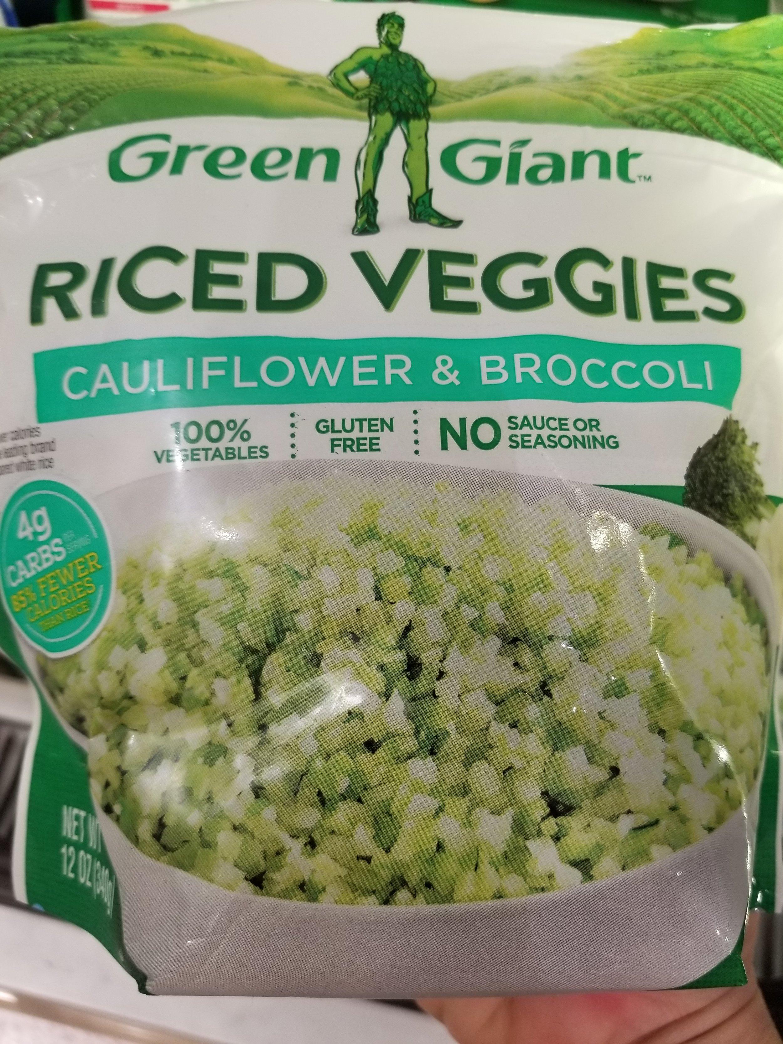 Not Sponsored. Just A Fan.2 Riced Veggies.jpg
