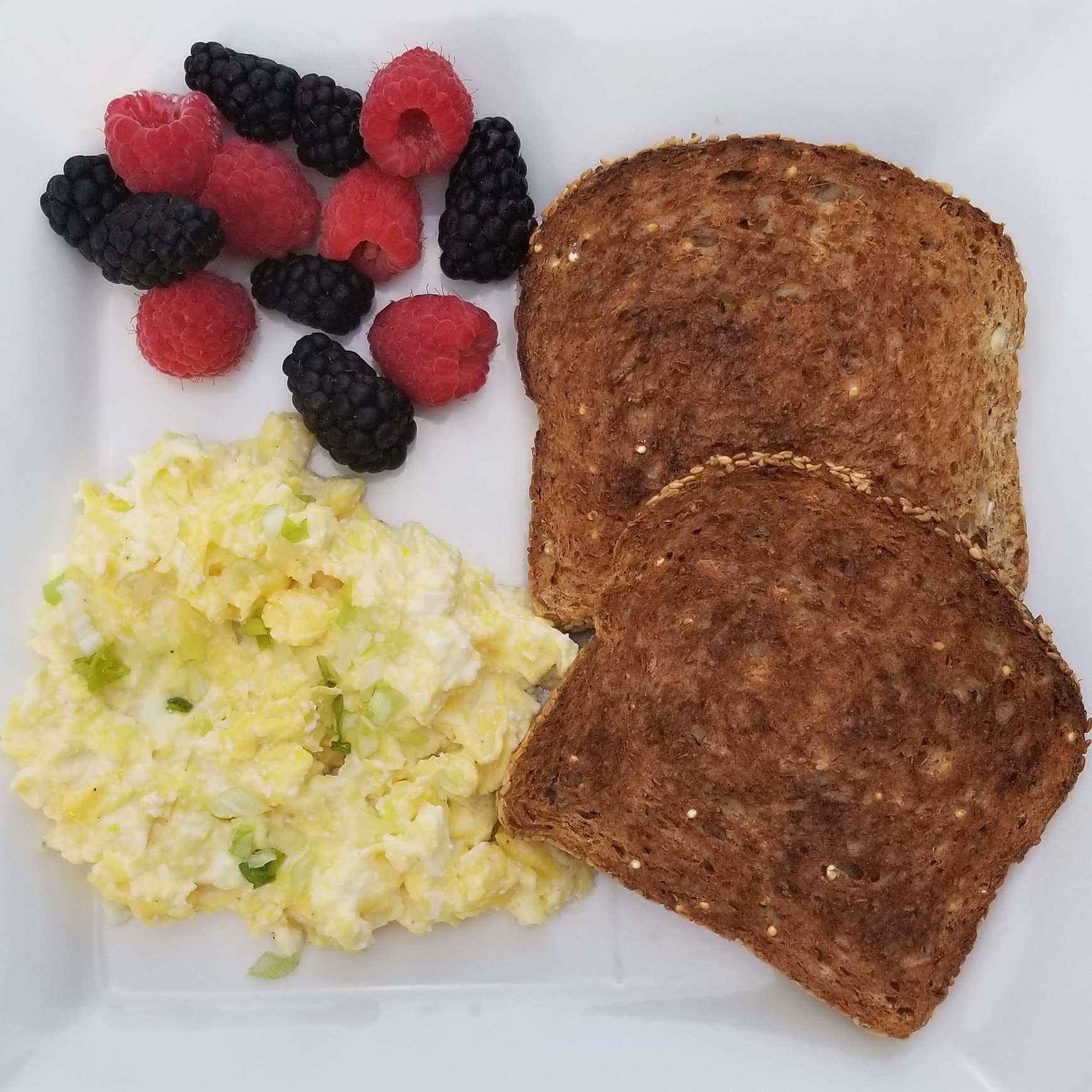 Month In Review April 2018 - Ricotta Scrambled Eggs.jpg