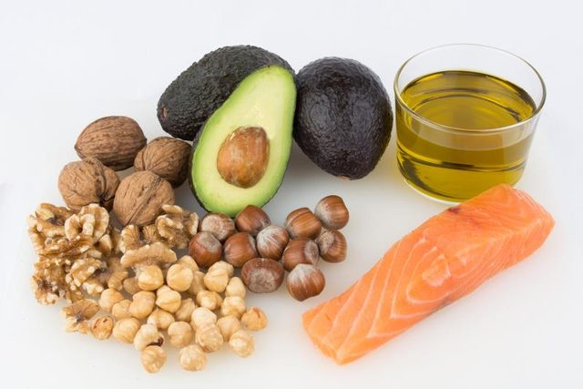 Unsaturated Fats - Heart Healthy