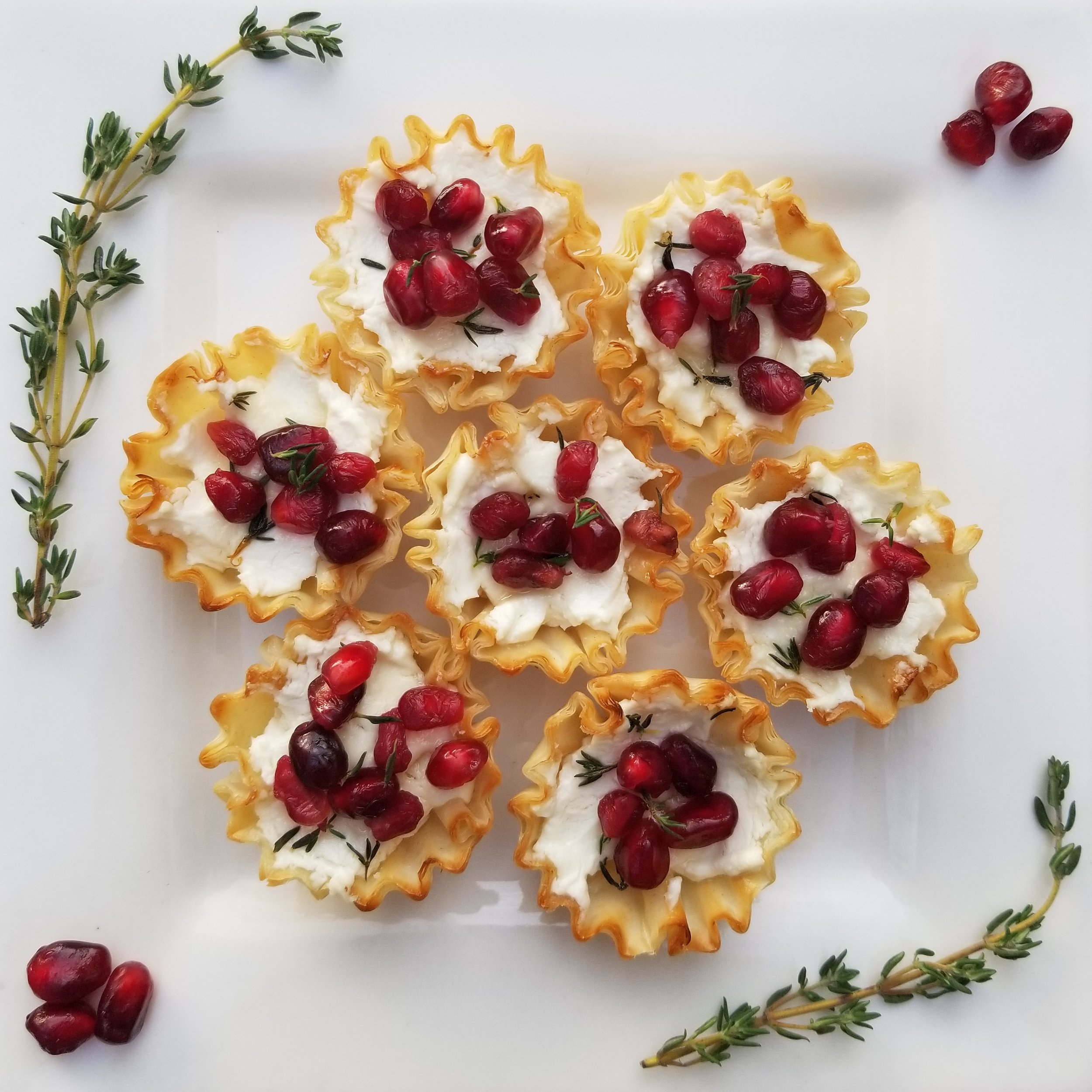 Goat Cheese Bites