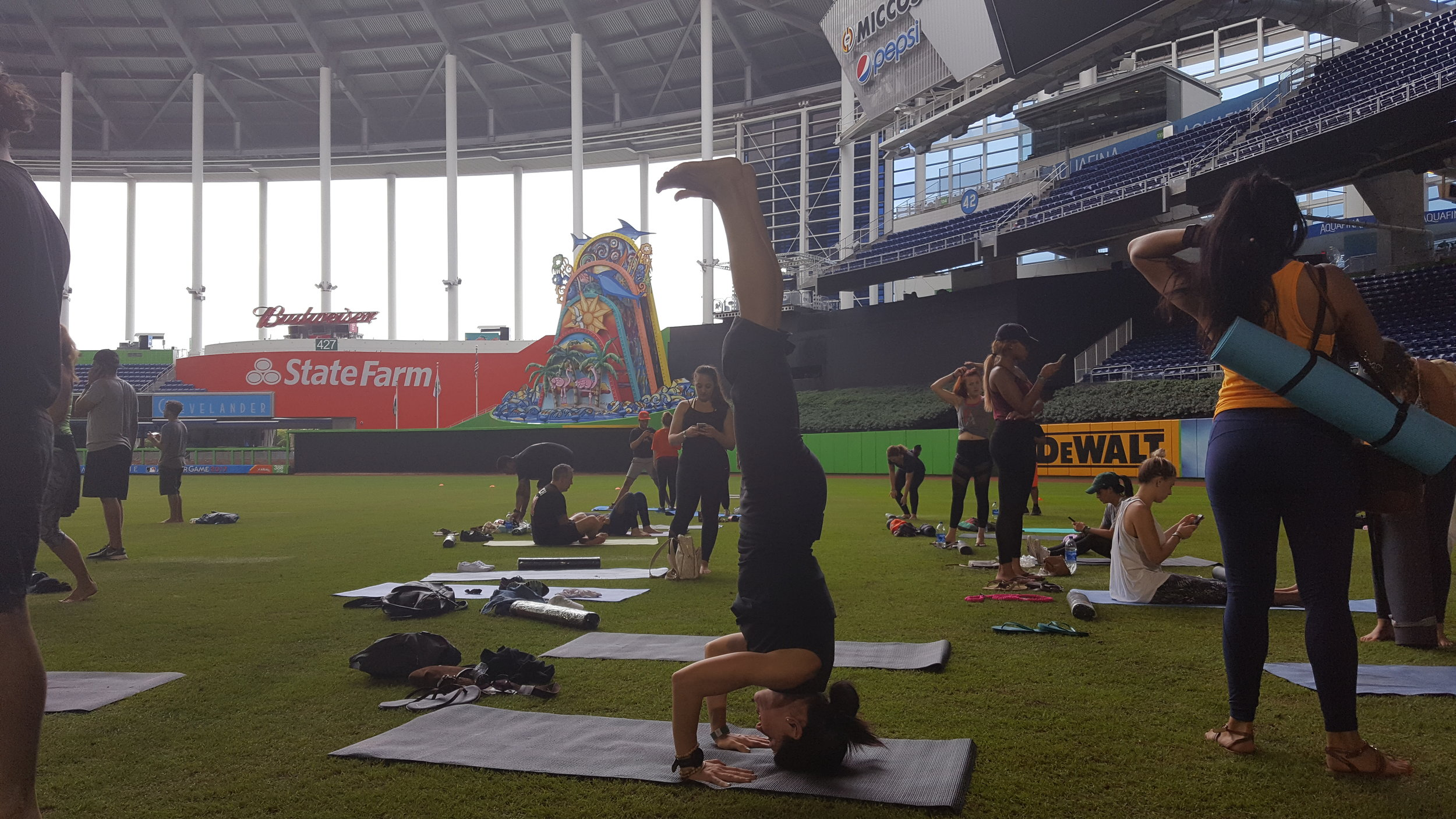 The Year Round Up - Yoga in the Ballpark.jpg