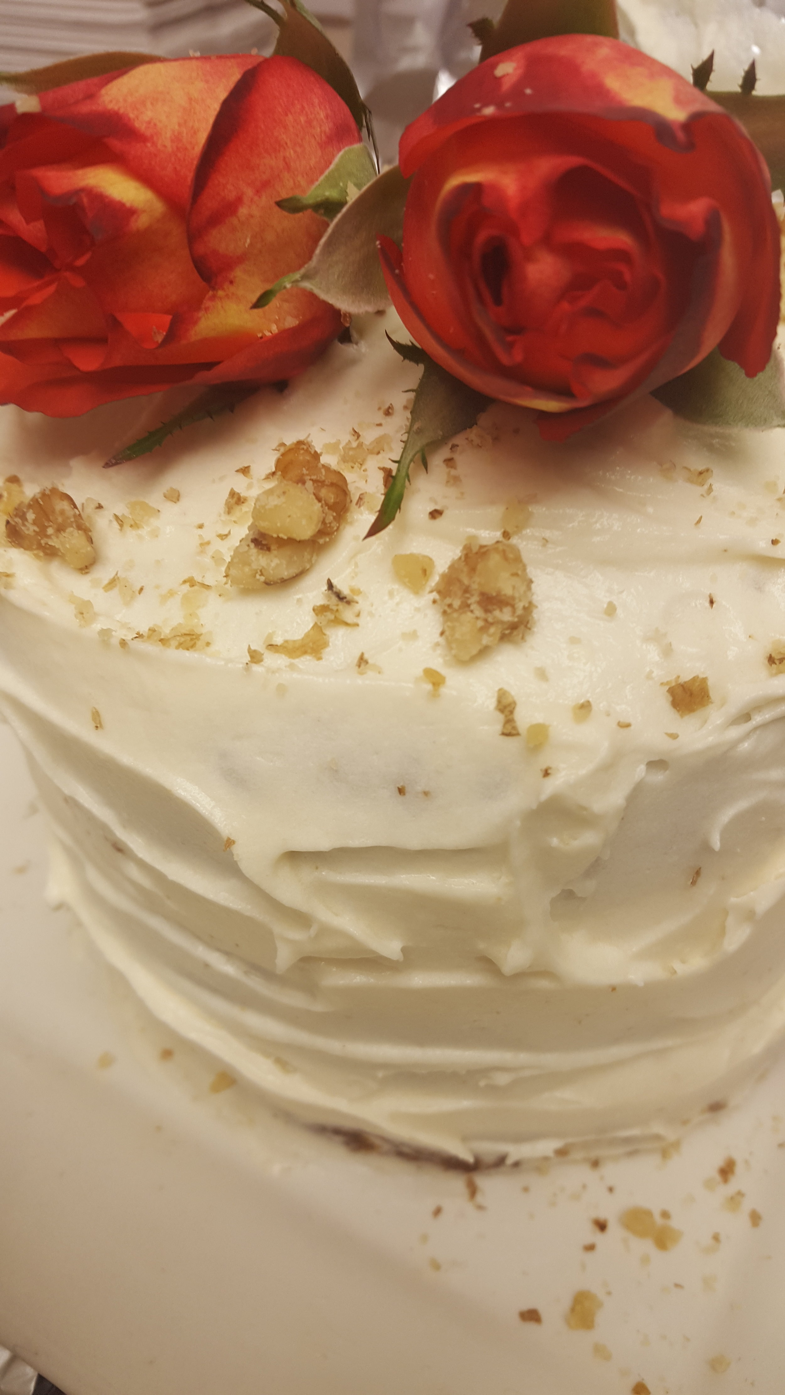 It's Fall Ya'll - Vegan Gluten Free Carrot Cake.jpg