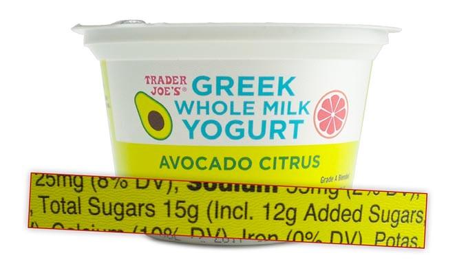 September At A Glance - Trader Joe's Avocado Citrus Yogurt.jpg