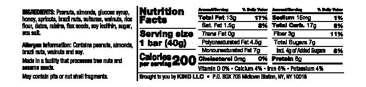 September At A Glance - KIND Fruit Nut Delight Nutrition label.png