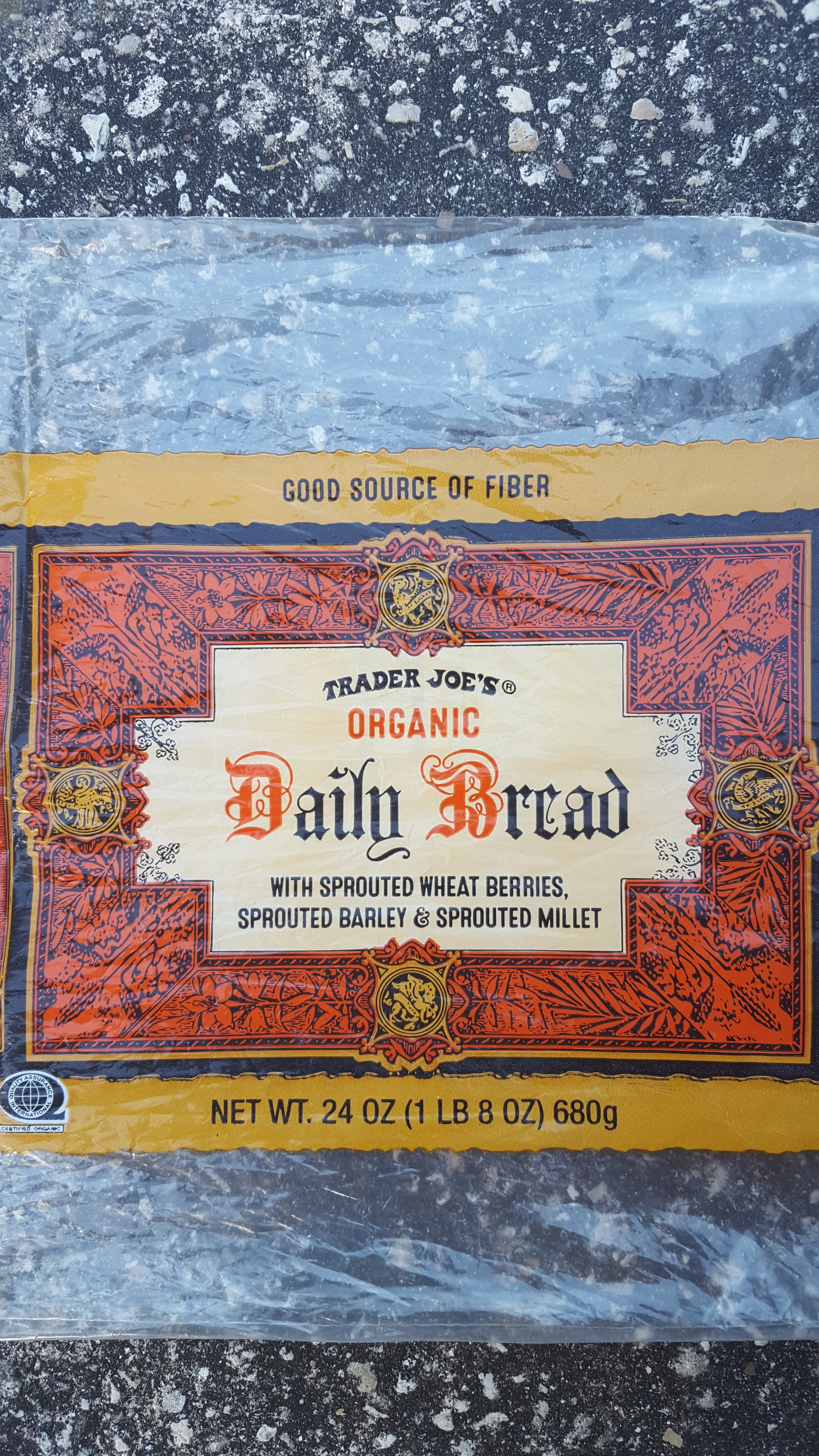 Not Sponsored.  Just A Fan - Sprouted Bread.jpg