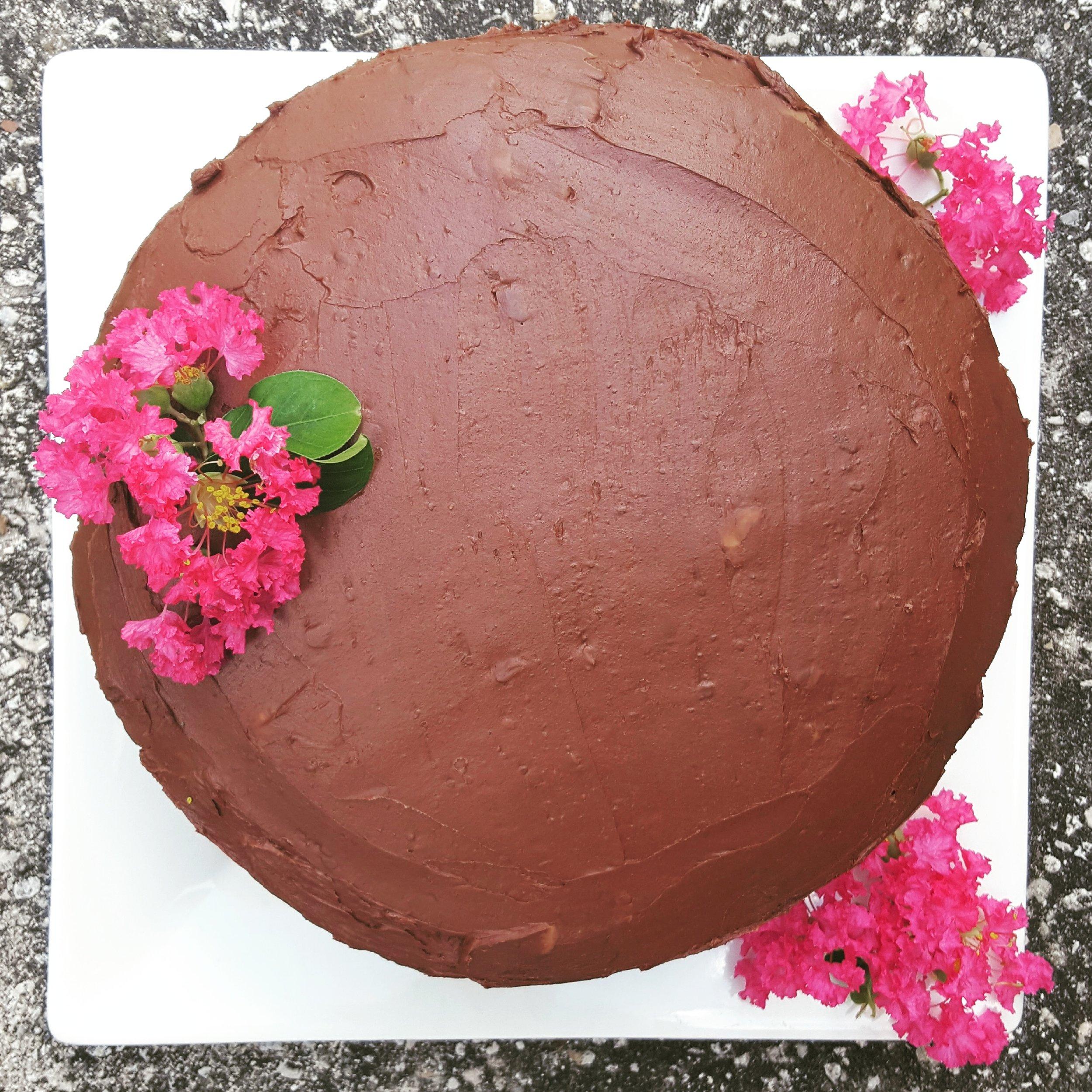 It's Fall Ya'll - Vegan ATK Vanilla Cake.jpg