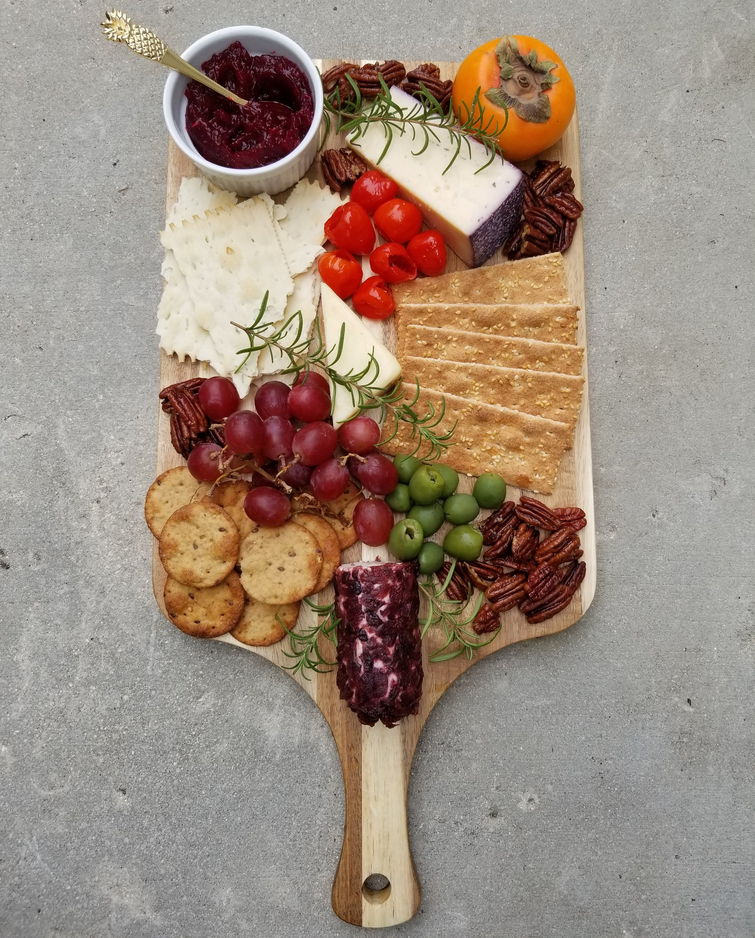 The most   epic   cheese board I've ever created - it's only my 2nd one, but there's more to come when they look this good!