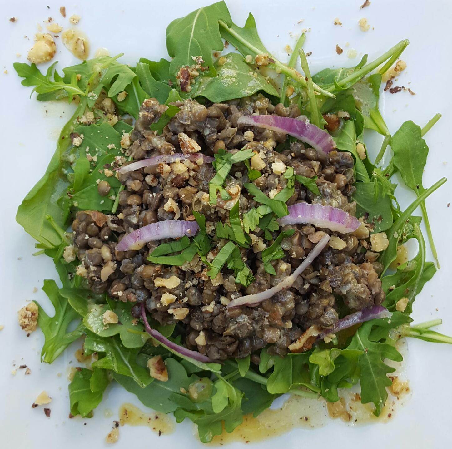 Hello Spring - Lentil Salad.jpg