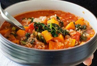 That's A Keeper - Butternut Squash Quinoa Kale stew.jpg