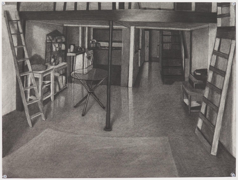 Loft Living Room #2
