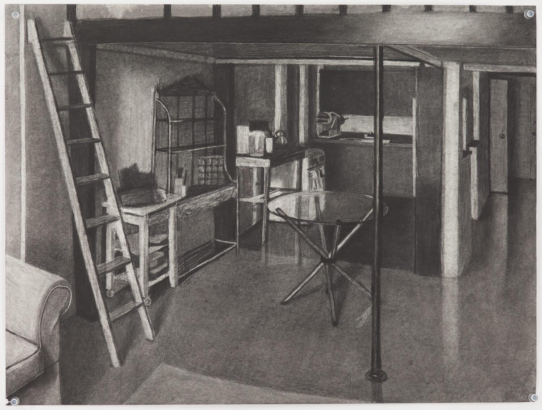 Loft Living Room #1