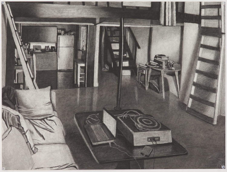 Loft Living Room #4