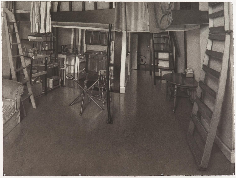 Brooklyn Loft Living Room