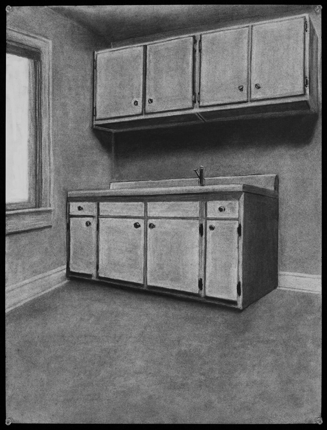 Study of Cabinets