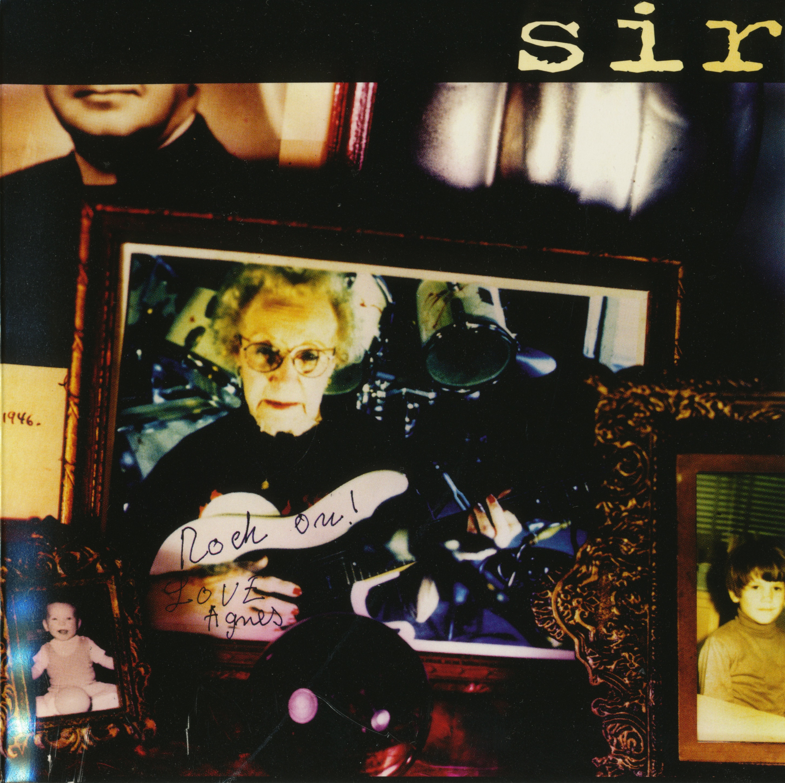 Sir Rock On Love Agnes cover front.jpg