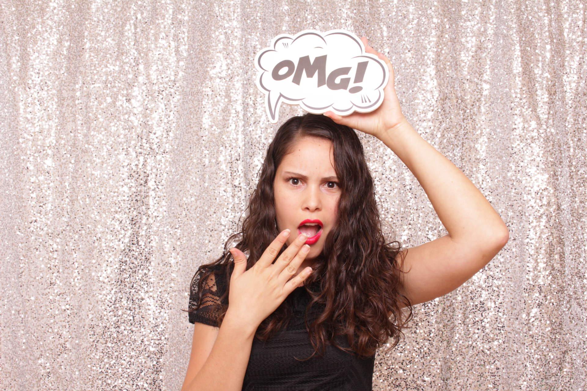 Jackie Guzman - Lumiere Photo Booth