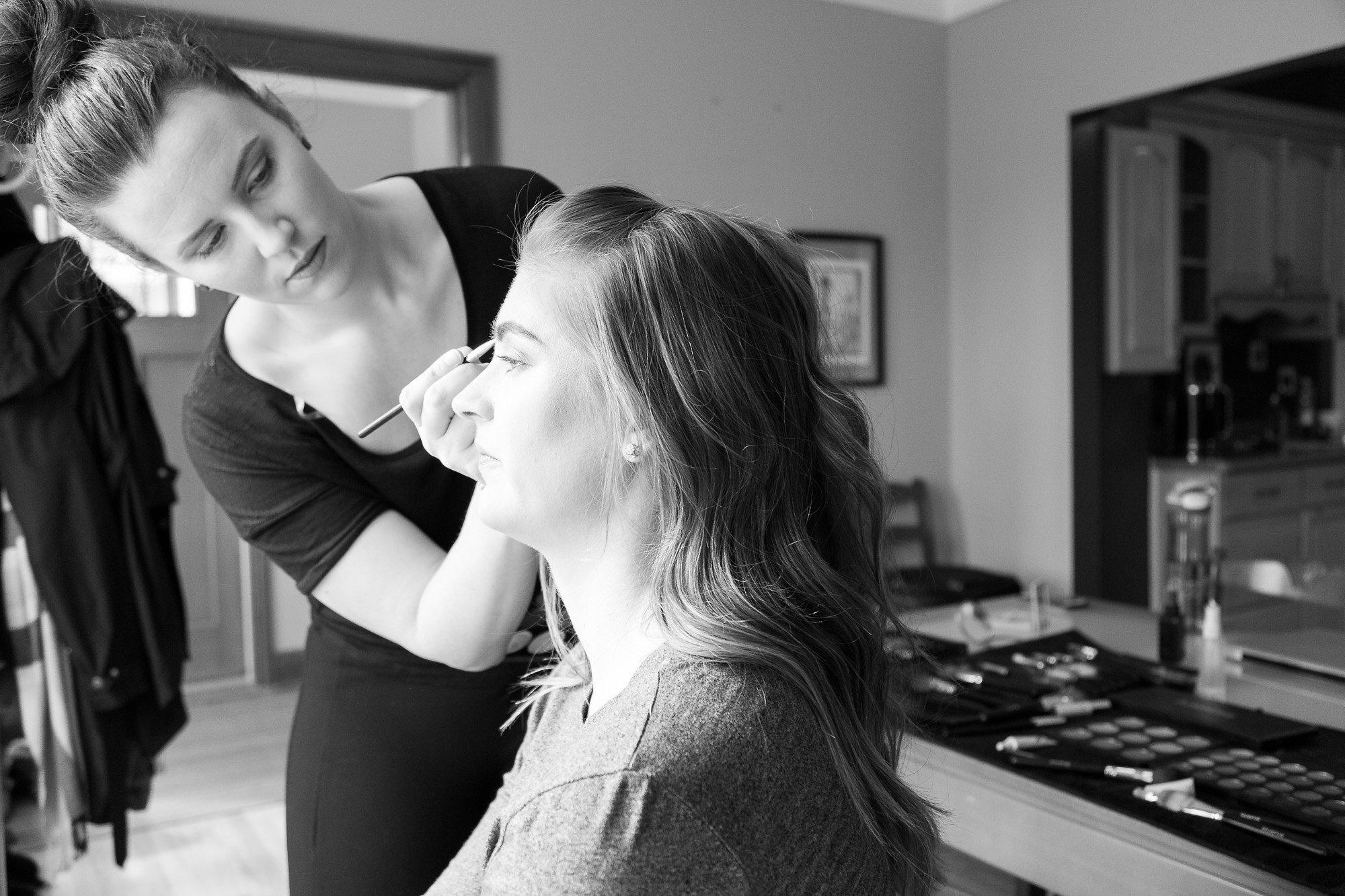 Makeup Artist - TO WINNIPEG'S ELITE