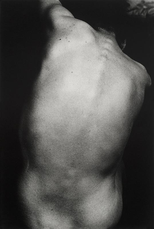 Rituels ( Le corps ) n˚ 3  Épreuve à la gélatine argentique  51 x 41 cm