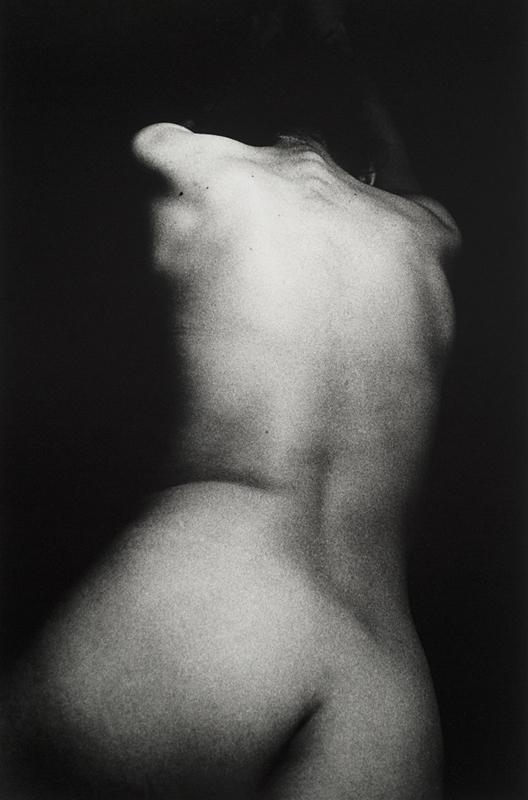 Rituels ( Le corps ) n˚ 5  Épreuve à la gélatine argentique  51 x 41 cm