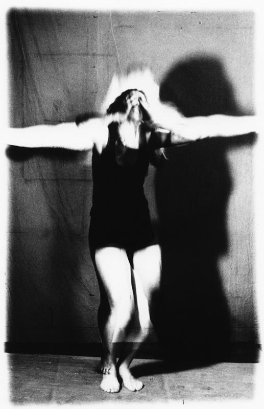 Dualité n˚ 8  Épreuve à la gélatine argentique  25 x 20 cm