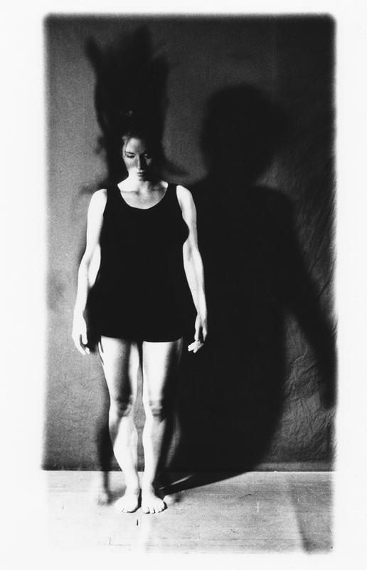 Dualité n˚ 13  Épreuve à la gélatine argentique  25 x 20 cm