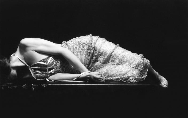 Obscures ( série n˚ 2 ) - 1  Épreuve à la gélatine argentique  102 x 152 cm