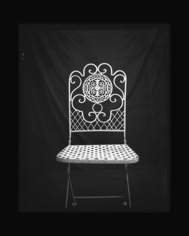Chambres n˚ 11  Épreuve à la gélatine argentique  25 x 20 cm