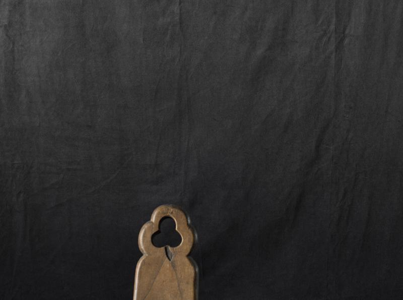 Fables ( trèfle, hors-champ )  Impression au jet d'encre  51 x 61 cm