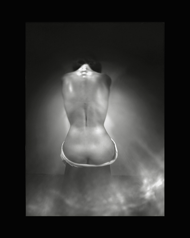 Obscures ( XX )  Gelatin silver print, 14 x 11 in.