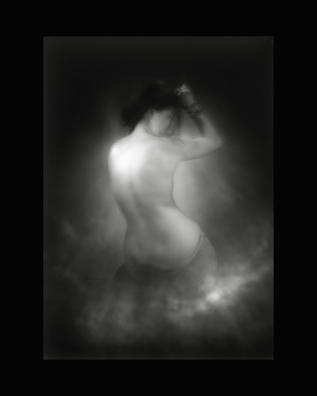 Obscures ( I )  Gelatin silver print, 14 x 11 in.