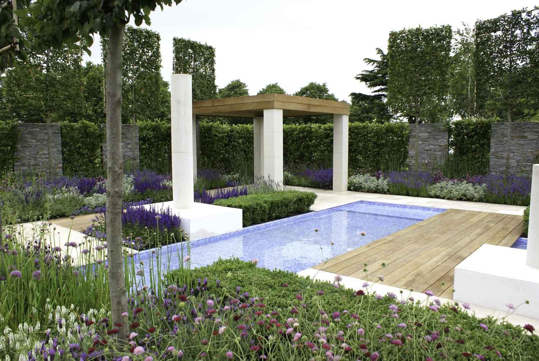 ©Jack Dunckley Landscape Design Garden Design RHS Hampton Court Palace Flower Show 2012 The Italian Job-3.jpg