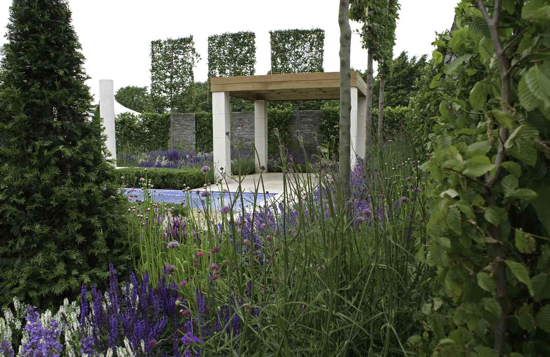 ©Jack Dunckley Landscape Design Garden Design RHS Hampton Court Palace Flower Show 2012 The Italian Job-5.jpg