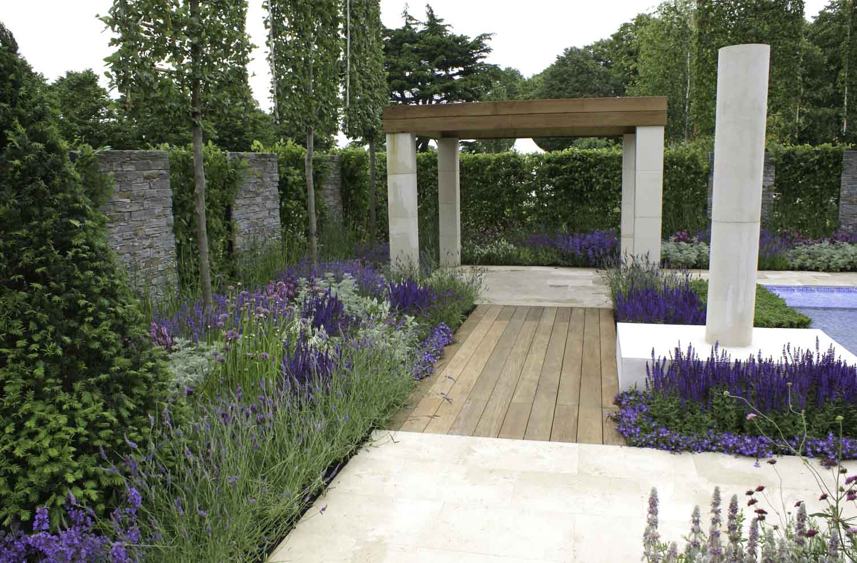 ©Jack Dunckley Landscape Design Garden Design RHS Hampton Court Palace Flower Show 2012 The Italian Job-8.jpg