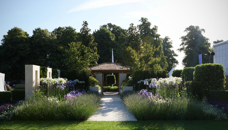 ©Jack Dunckley Landsape design Garden Design RHS Hampton Court Palace Flower Show 2014 The Just Retirement Garden-1.jpg