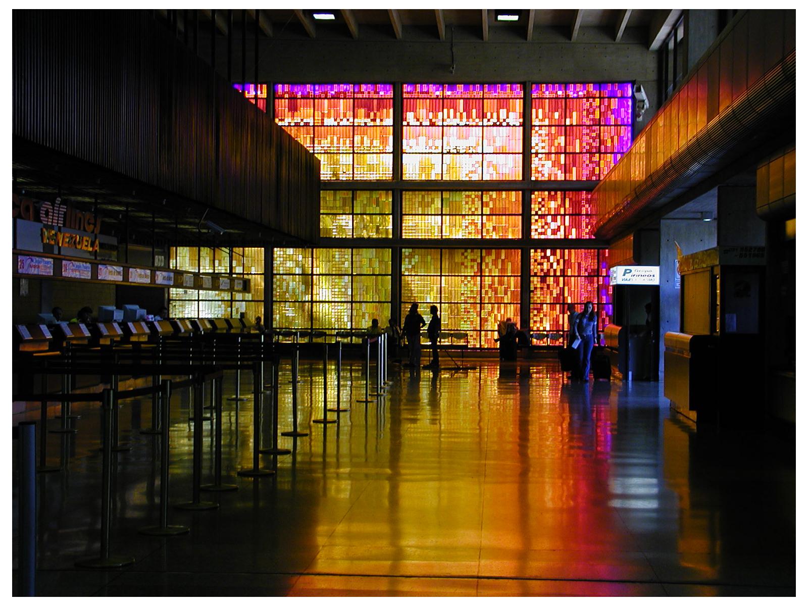 Caracas Airport, Venezuela