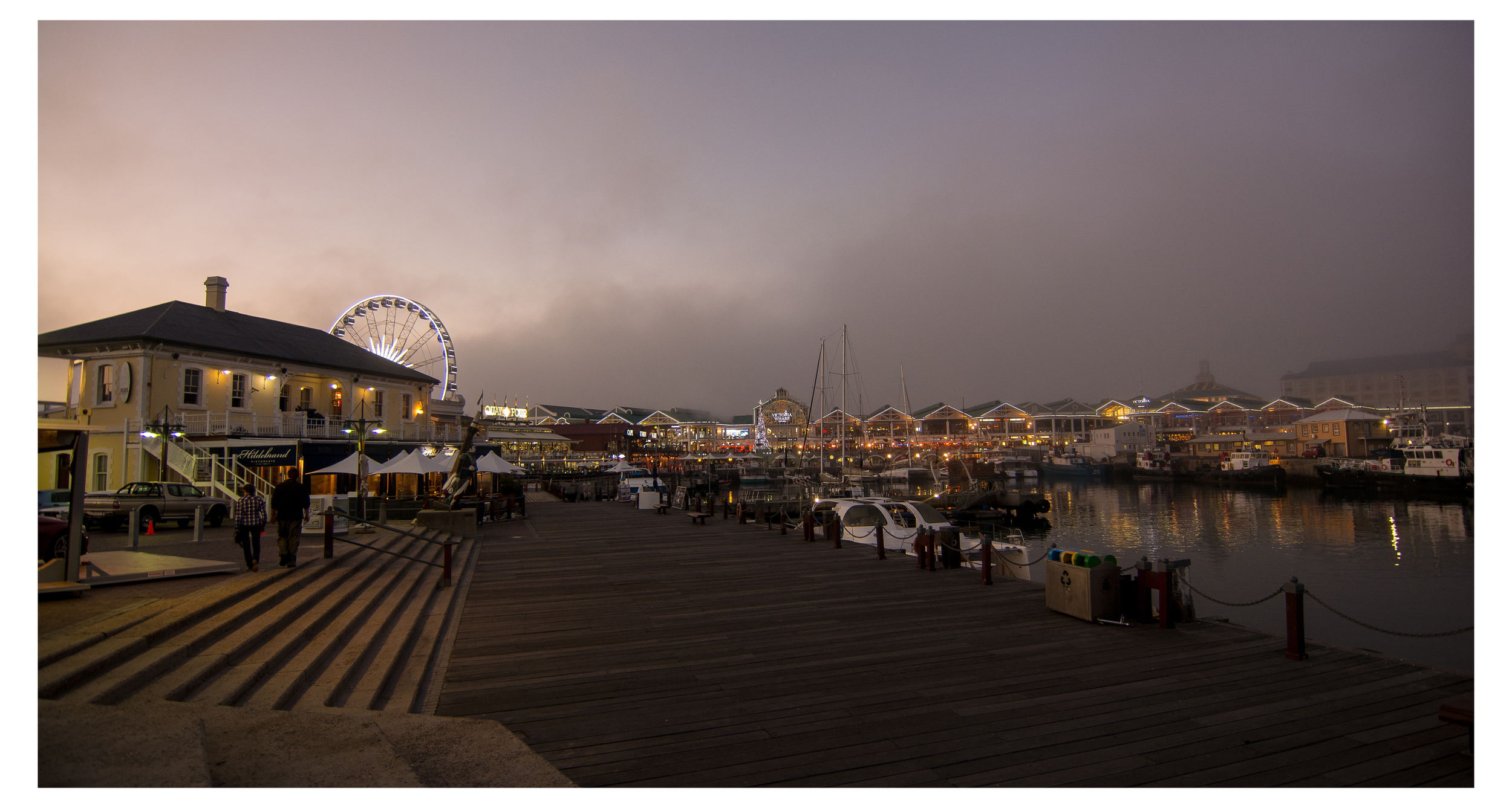 Victoria and Alfred Waterfront, South Africa
